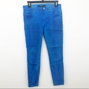 Joe's | Coated Royal Blue Jeans